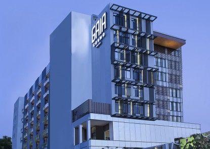 GAIA Cosmo Hotel Eksterior