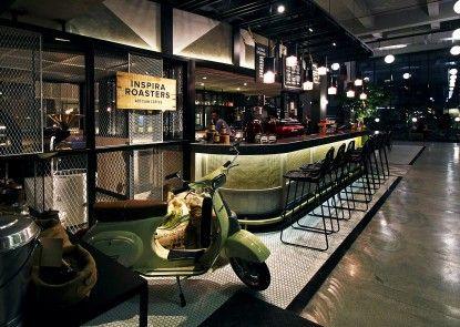 GAIA Cosmo Hotel Interior