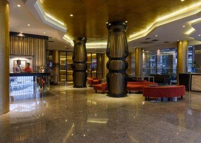 Gajahmada Avara Boutique Hotel Lobby