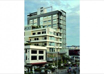 Gajahmada Avara Boutique Hotel Eksterior