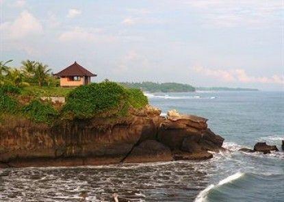 Gajah Mina Beach Resort Teras