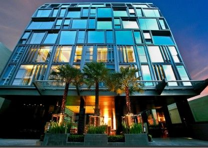 Galleria 10 Sukhumvit Bangkok by Compass Hospitality Eksterior