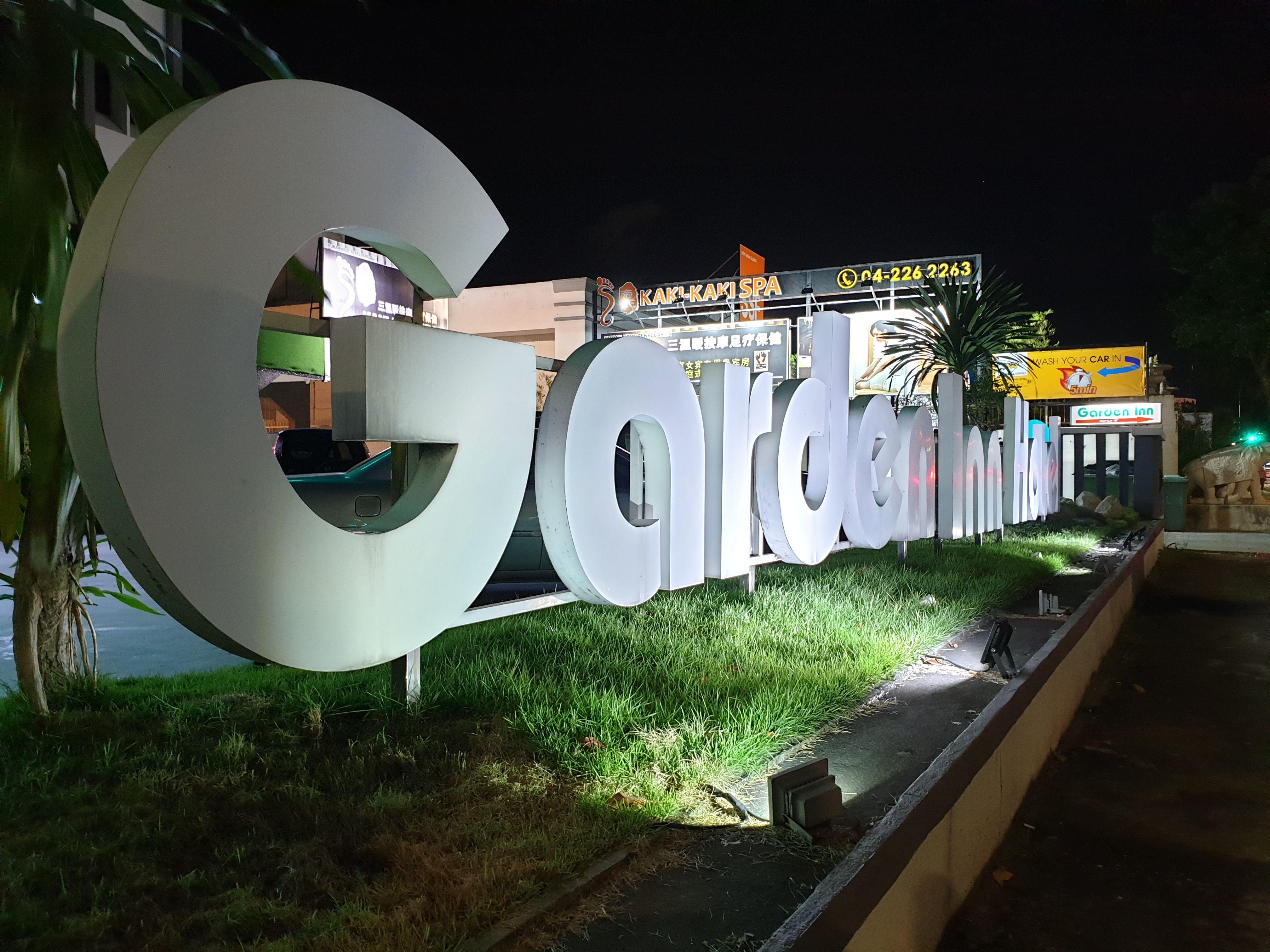Garden Inn Hotel PENANG, Pulau Penang