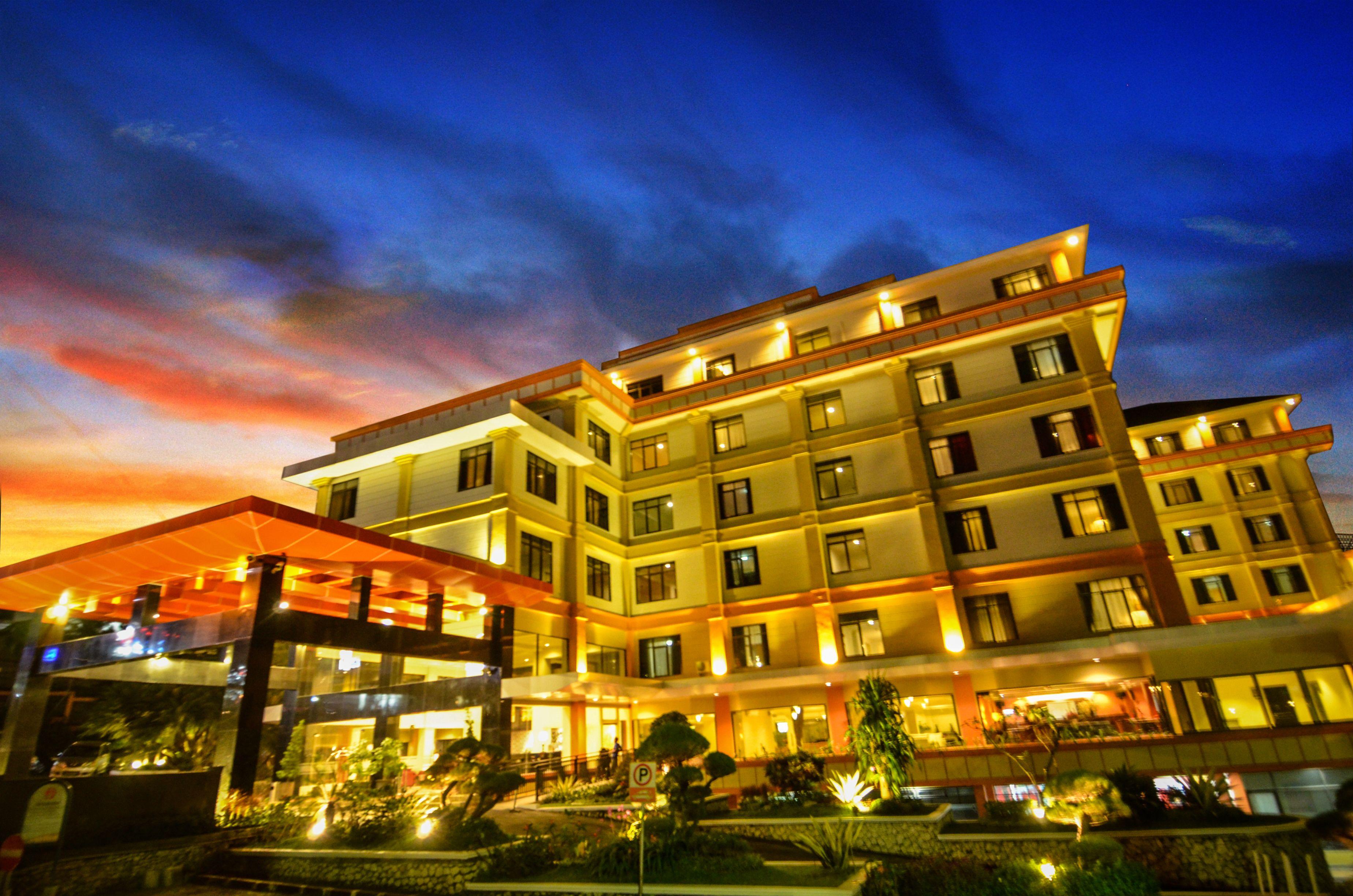 Garden Permata Hotel Bandung Kota Bandung Jawa Barat