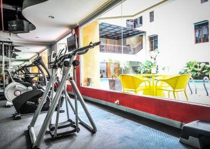 Garden Permata Hotel Ruangan Fitness