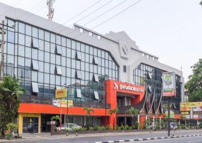 Garuda Citra Hotel Eksterior