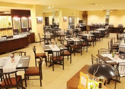 Garuda Plaza Hotel Medan Rumah Makan