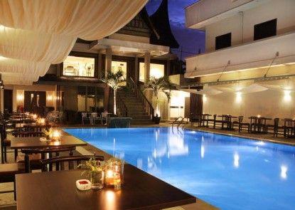 Garuda Plaza Hotel Medan Kolam Renang
