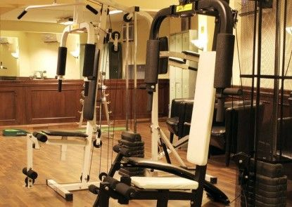Garuda Plaza Hotel Medan Ruangan Fitness