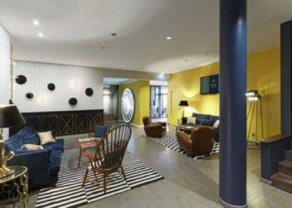Gatsby Hotel & Restaurant by Happyculture