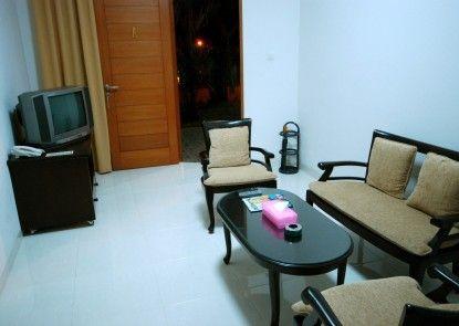 GDW Hotel & Cottage Teras
