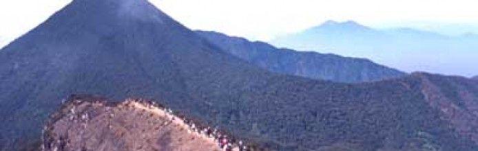 Gede Mountain