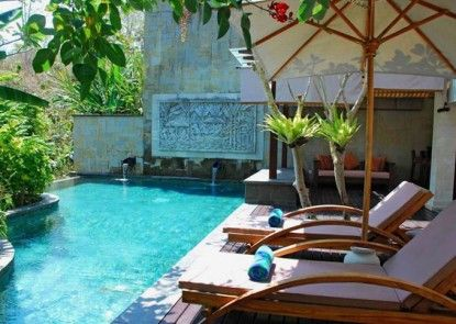 Gending Kedis Luxury Villas and Spa Estate Teras