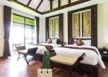 Pesan Kamar Deluxe Twin Bed di Getaway Chiang Mai Resort & Spa