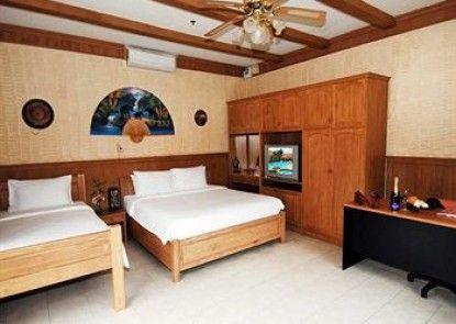 Getaway Resort Lake Mabprachan Thailand