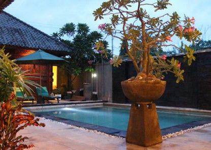 Gili Exotic Villa Kolam Renang
