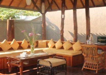 Gili Exotic Villa Ruang Tamu