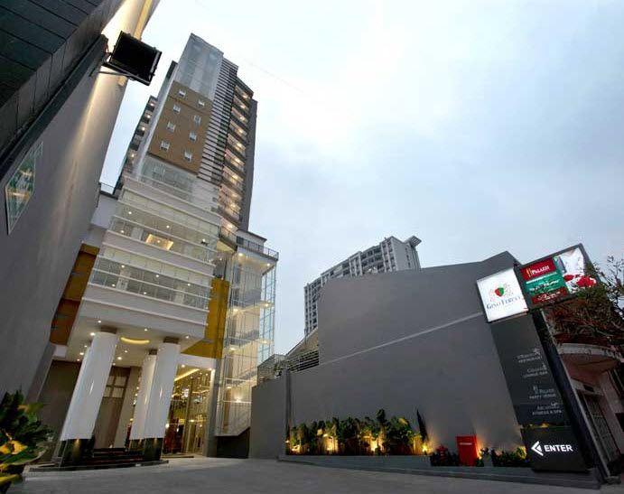 Gino Feruci Braga Hotel Bandung, Bandung