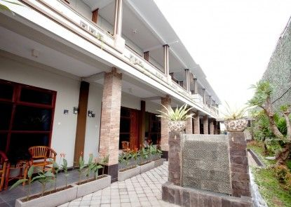 GM Bali Guest House Eksterior