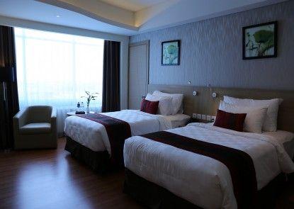 Golden Tulip Galaxy Hotel Banjarmasin Ruangan Suite