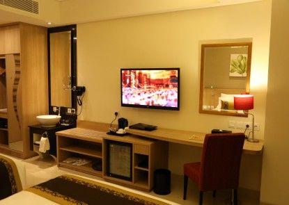 Golden Tulip Galaxy Hotel Banjarmasin Kamar Tamu
