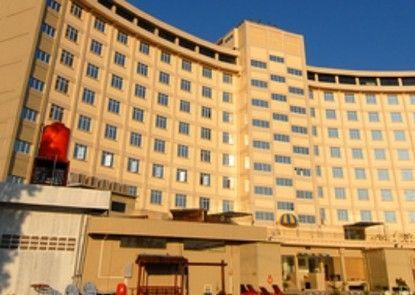 Golden View Hotel Batam Eksterior
