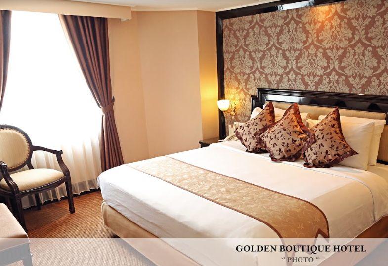 Golden Boutique Hotel Melawai Blok M, Jakarta Selatan