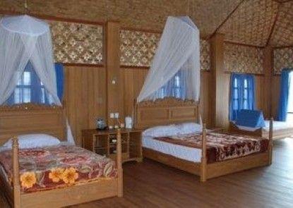 Golden Island Cottages Nampan Hotel