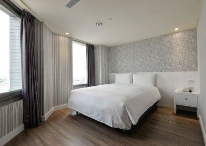 Golden Pacific Hotel- Taichung