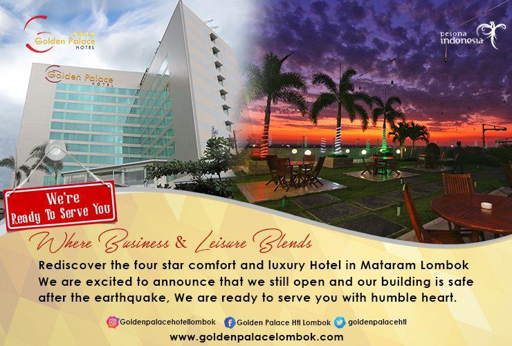Golden Palace Hotel Lombok, Mataram
