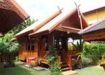 Pesan Kamar Deluxe Bungalow With Garden View di Golden Teak Resort - Baan Sapparot