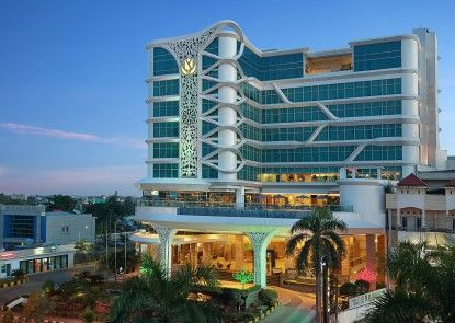Golden Tulip Galaxy Hotel Banjarmasin Eksterior