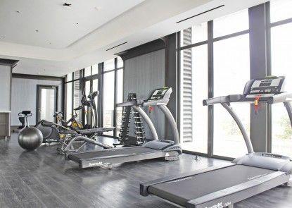 Goodrich Suites Jakarta Ruangan Fitness
