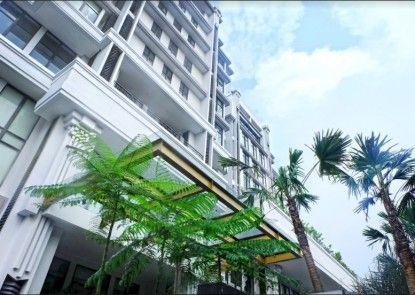 Goodrich Suites Jakarta Pintu Masuk