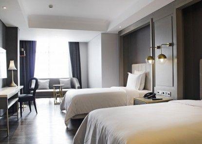 Goodrich Suites Jakarta Ruangan Suite