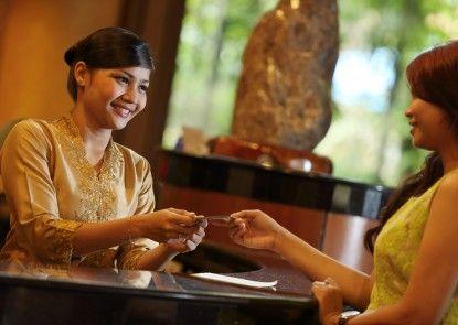 Goodway Hotel Batam Penerima Tamu