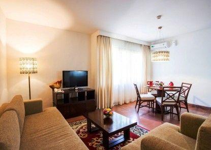 Goodway Hotel & Resort Ruangan Suite