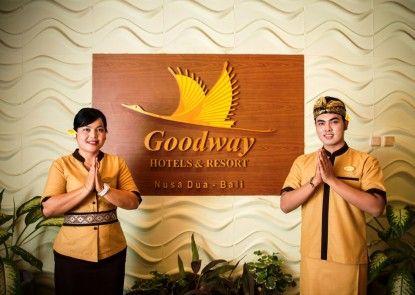 Goodway Hotel & Resort Penerima Tamu