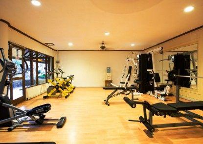Goodway Hotel & Resort Ruangan Fitness