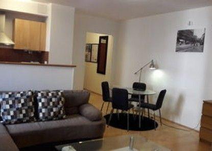 Gozsdu Court Apartment Hotel