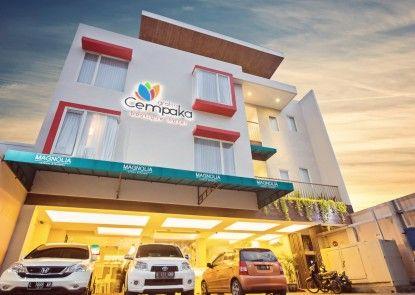 Graha Cempaka Boutique Hotel Eksterior