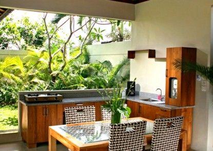 Grand Akhyati Villas and Spa Ruang Makan