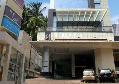 Grand Asia Hotel Eksterior