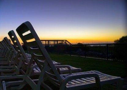 Grand Atlantic Ocean Resort Teras
