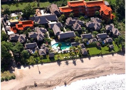 Grand Balisani Suites Hotel Eksterior
