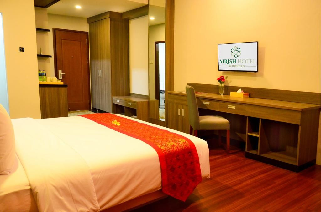 Airish Hotel Palembang by Invictus, Palembang