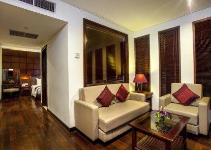 Grand Jimbaran Boutique Hotel & Spa Ruangan Suite