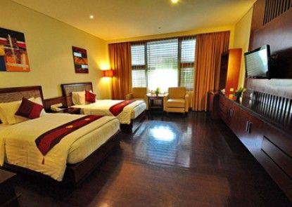 Grand Jimbaran Boutique Hotel & Spa Kamar Tamu