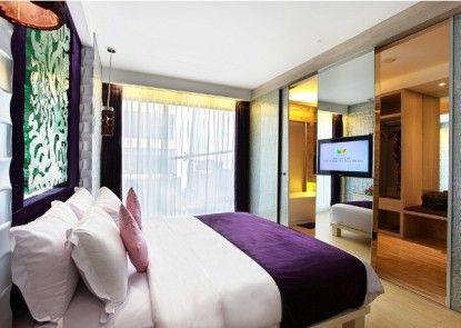 Grand Mega Resort & Spa Bali Kamar Tamu