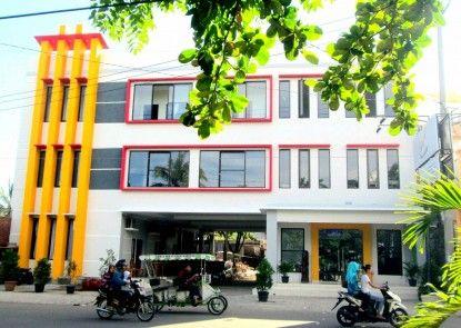 Grand Mutiara Hotel Pangandaran Teras